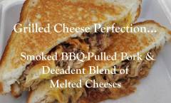 Tin Hut BBQ Grilled Cheese Recipe