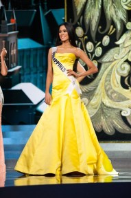 Arida is Miss Universe third runner-up. Photo from ABS-CBN.