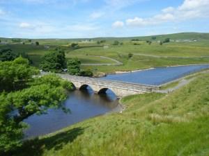 53 bridge over grassholme res