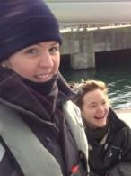 Leaving Bangor Marina 2