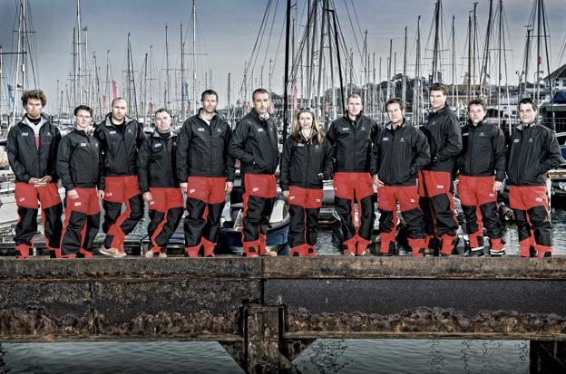Clipper 13-14 Race Skippers