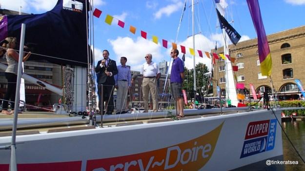 DLD Boat Naming