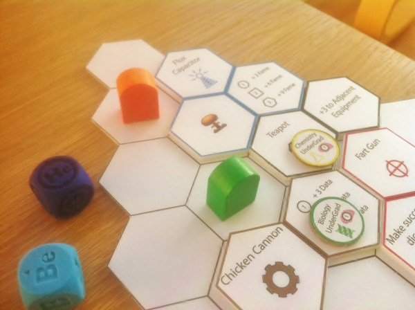 Epic Lab Time: The Game Prototype