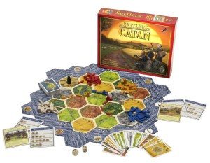 could you olay Settlers right out of the box?