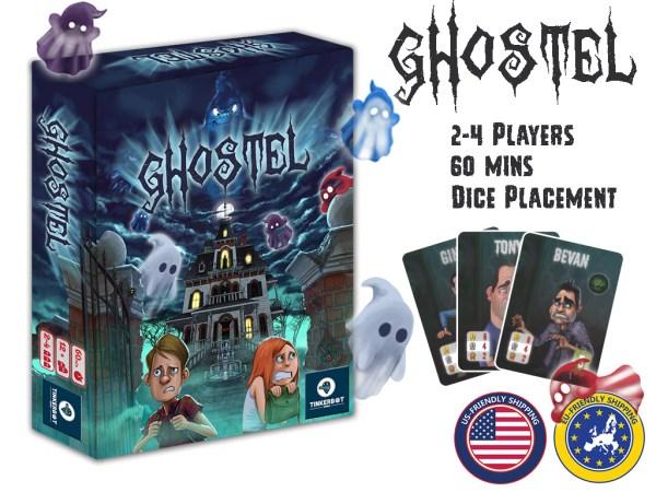 Ghostel KS Main Image