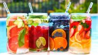 MIXED FRUIT DETOX WATER