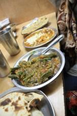 okra in panner butter masala