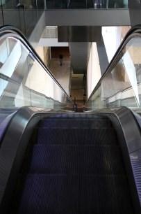 center sodobne umetnosti z imenom, ki si ga nisem zapomnila; imeli so kul razstavo o dojemanju in najdaljše tekoče stopnice čez 3 nadstropja