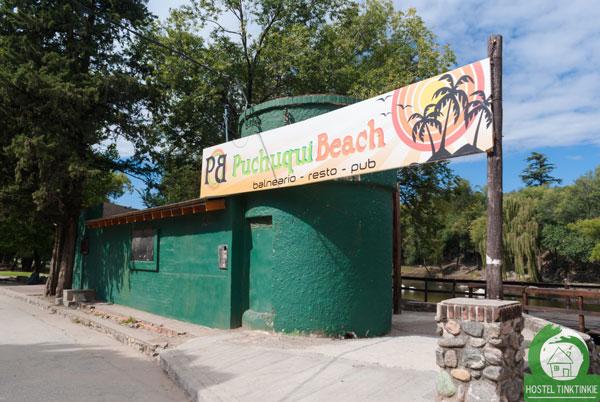 Playas Santa Rosa de Calamuchita; Hostel Tinktinkie; Hostel Santa Rosa de Calamuchita; Alojamiento; Calamuchita; Cabaña