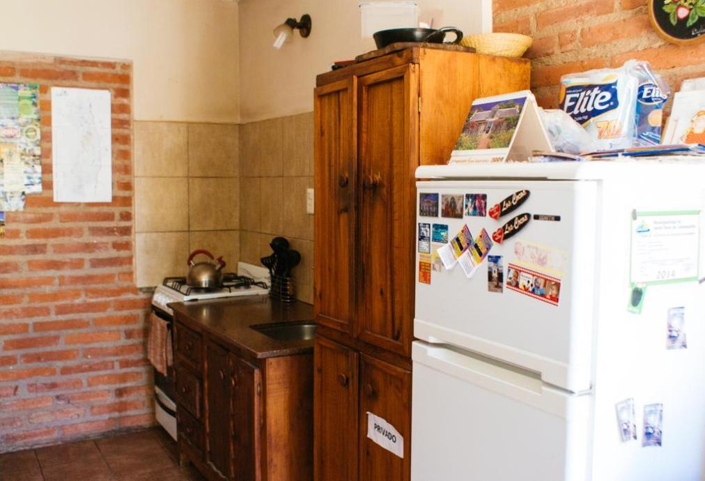 Cocina-Comedor-Hostel-Tinktinkie-En-Santa Rosa-De-Calamuchita; Hostel Santa Rosa de Calamuchita; Alojamiento Santa Rosa de Calamuchita;