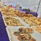 Dog Cookies at Tinley Park Farmers Market K9 Cookie Factor