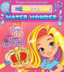 Water Wonder Sunny Day book