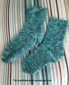 Yay, Mom Socks!