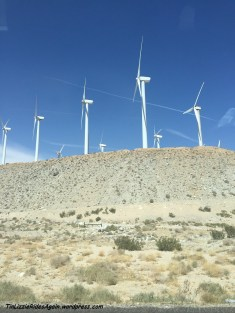 I really love all the windmills