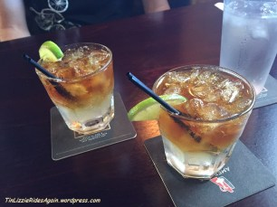Rum Swizzles at the Swizzle Inn