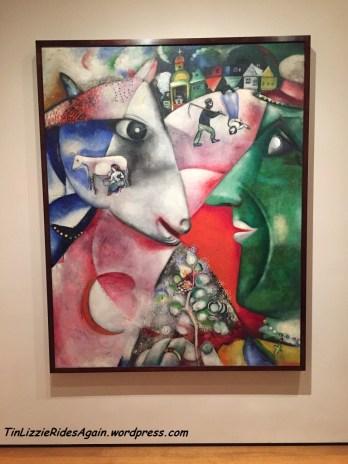 MoMA Chagall