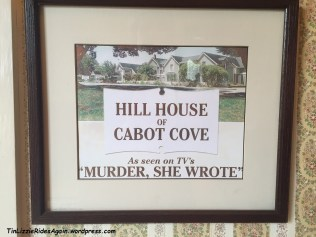 Hill House of Cabot Cove