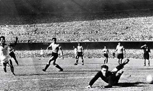 Brazil vs Uruguay football history