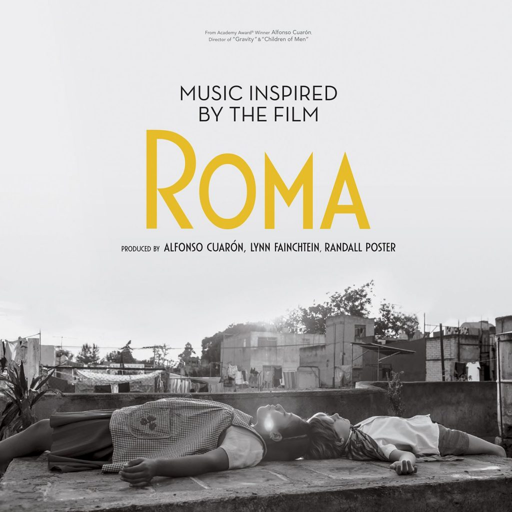 Various Artists | Music Inspired By The Film Roma - Tinnitist