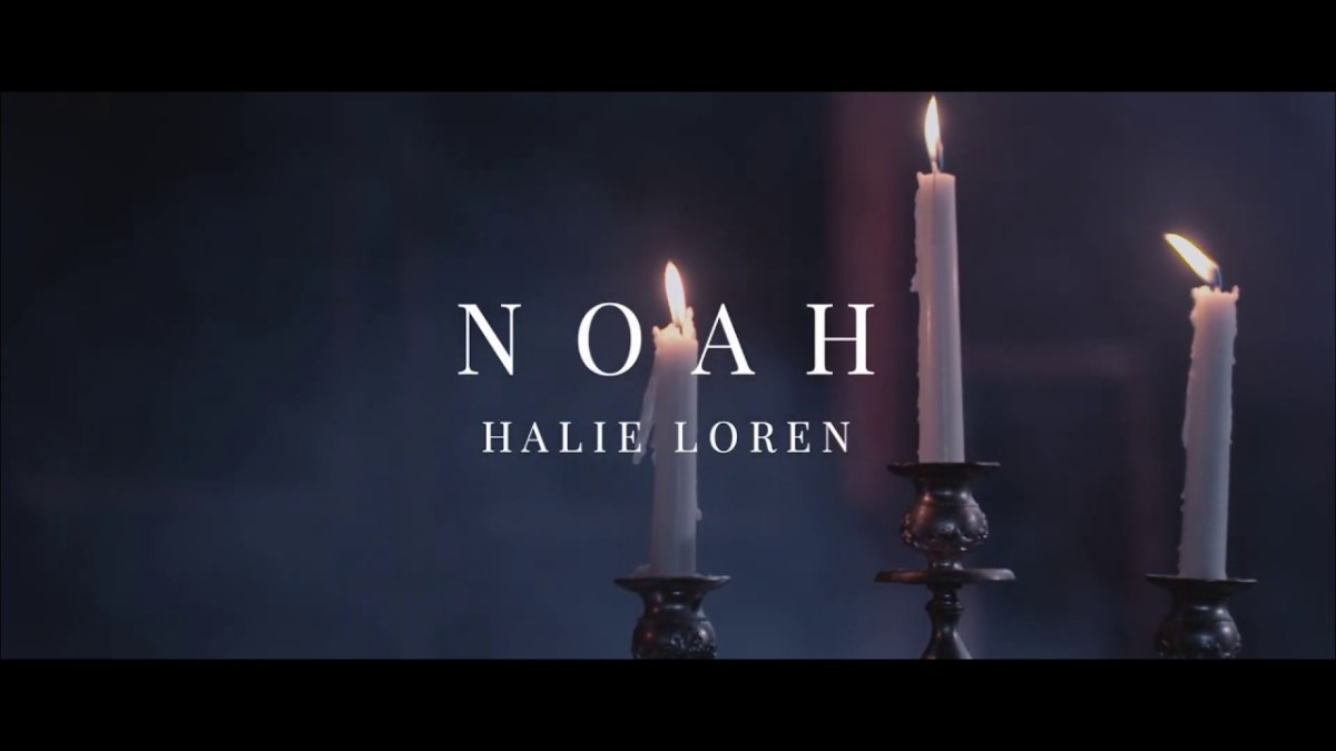 Halie Loren | Noah: Exclusive Video Premiere