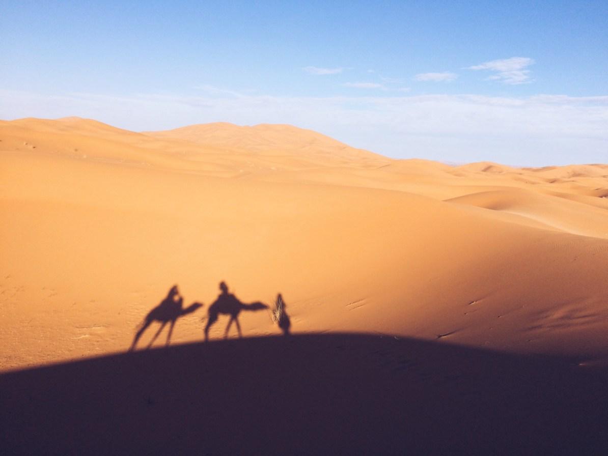 Marokko_Merzouga_Karawane