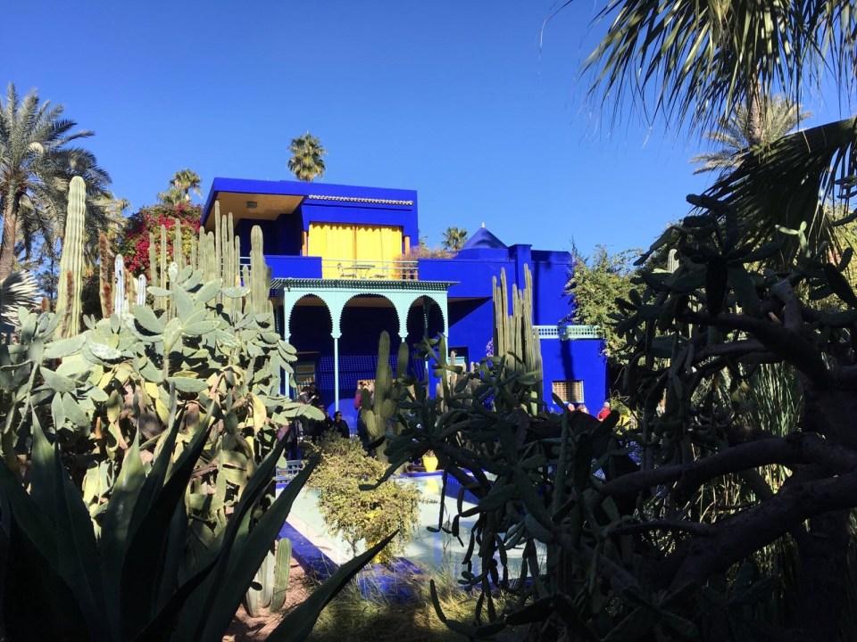 Marokko_Marakech_Jardin-Majorelle