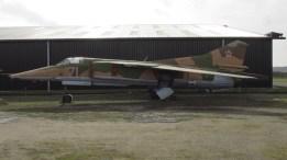 "MIG-27 ""Flogger"" Ground Attack Aircraft"