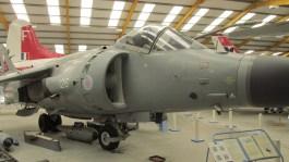 British Aerospace Sea Harrier Jump Jet