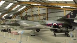 Hawker Hunter Interceptor Fighter