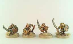Skaven warriors