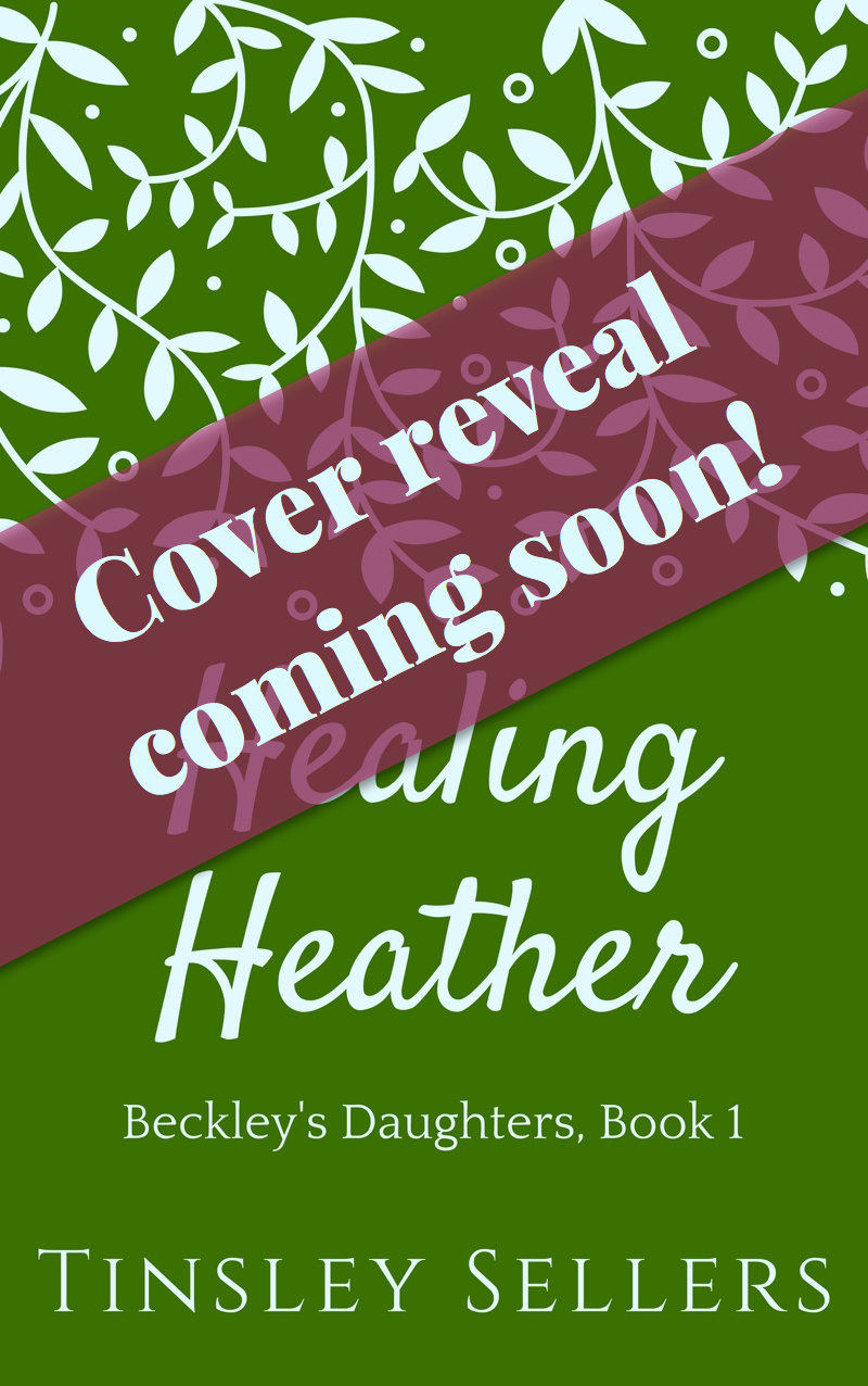 Contemporary Romance novel Healing Heather