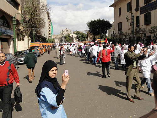 """Renewing Networks: Egypt & """"Losing Control"""""""