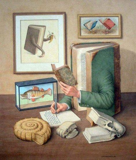Mitos de escritores, clichés de escritores, escritores