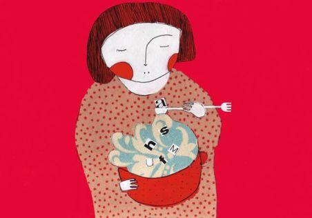 Ilustración de SilVana Ávila