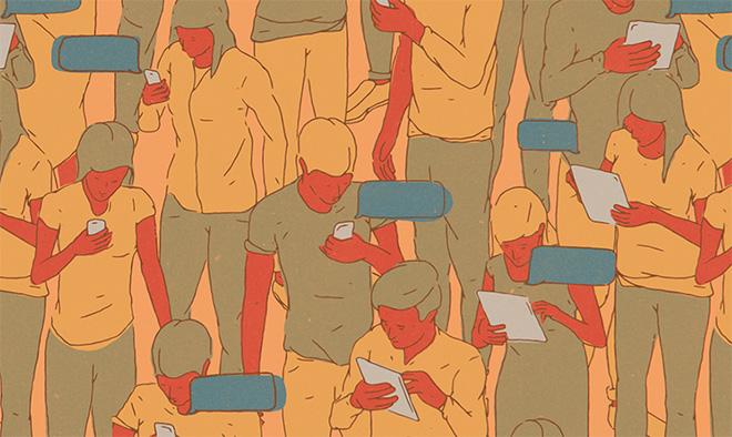 Ilustración de Andrey Saprykin