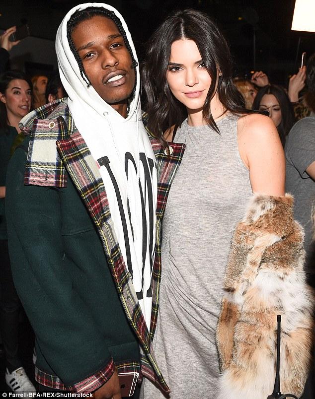 Kendall Jenner 4 A$AP Rocky