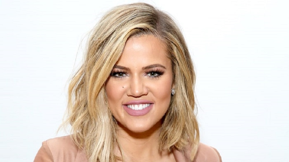 Khloe K moves on...