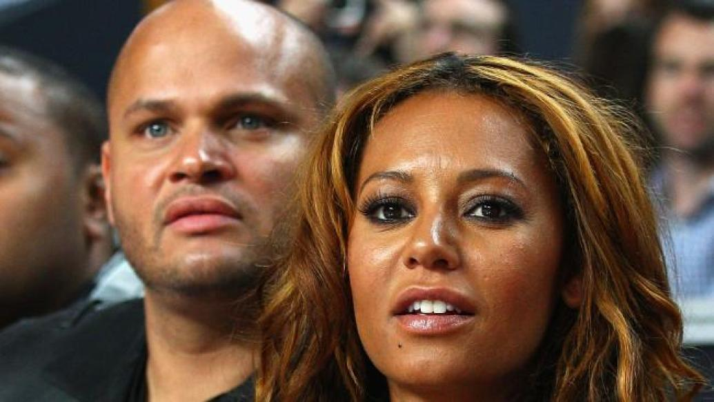 Mel B's estranged husband; Stephen Belafonte is pleading poverty!