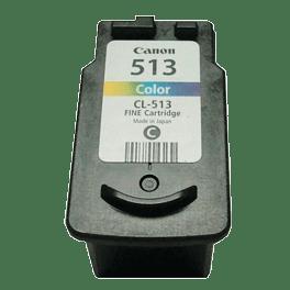 tinteiro-vazio-Canon-CL-513