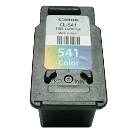 tinteiro-vazio-Canon-CL-541