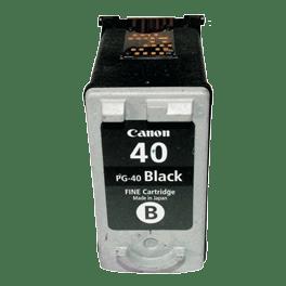 tinteiro-vazio-Canon-PG-40