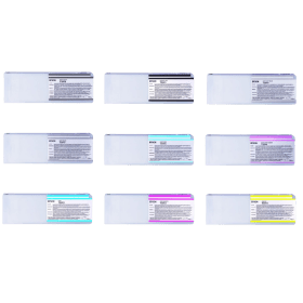 tinteiro vazio Epson SERIES T591 BCMY