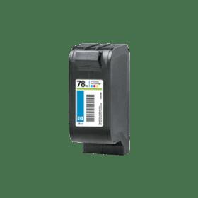 tinteiro vazio HP C6578AD 78