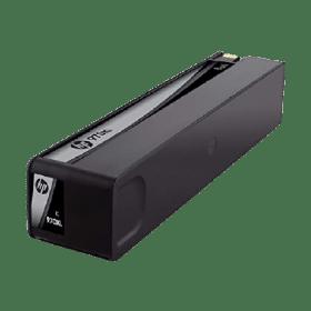 tinteiro vazio HP CN625AE 970XL Preto