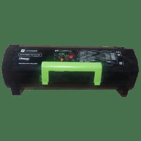 toner vazio LEXMARK MS321 MS421 MS521 MS621 MS622 STARTER