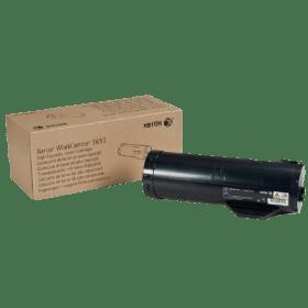 toner vazio Xerox 106R02720 22 24106 R02738 WORKCENTER 3655