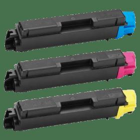 toner vazio kyocera TK 580 CMY