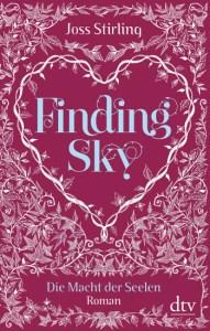 Cover Joss Stirling Finding Sky Die Macht der Seelen