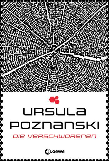 Cover Die Verschworenen Ursula Poznanski
