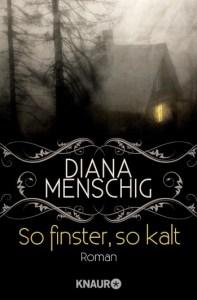 Cover Diana Menschig So finster, so kalt